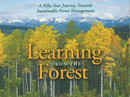 Learning from the Forest: A Fifty-Year Journey Towards Sustainable Forest Management