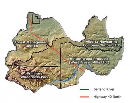The Highway 40 North Demonstration Project